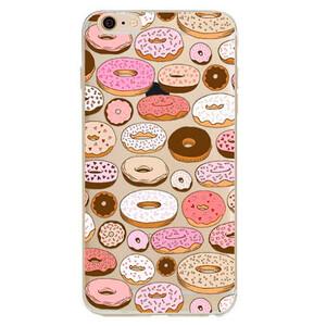 Купить TPU чехол Doughnuts для iPhone 6/6s