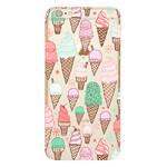TPU чехол Ice Cream для iPhone 6/6s