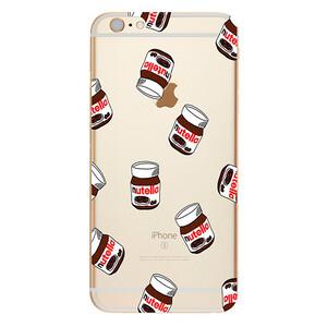 Купить TPU чехол oneLounge Nutella для iPhone 6/6s