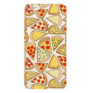 Купить TPU чехол oneLounge Pizza для iPhone 6 Plus/6s Plus