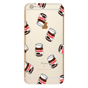Купить TPU чехол Nutella для iPhone 6/6s Plus