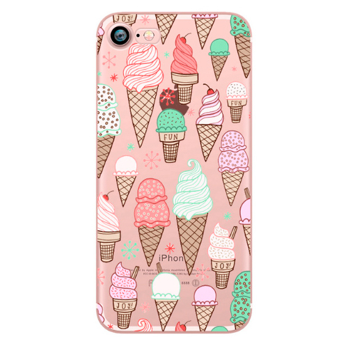 Купить TPU чехол oneLounge Ice Cream для iPhone 7 | 8 | SE 2020
