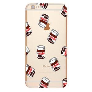 Купить TPU чехол Nutella для iPhone 7