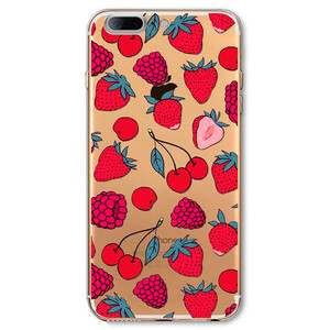 Купить TPU чехол Berries для iPhone 7 Plus
