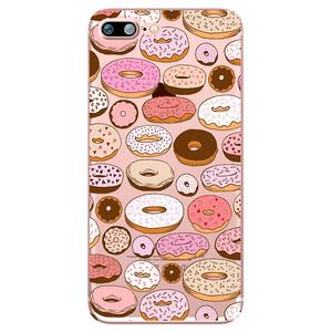 Купить TPU чехол Doughnuts для iPhone 7 Plus