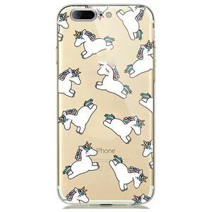 Купить TPU чехол Unicorn для iPhone 7 Plus