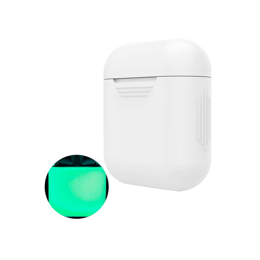 Купить Светящийся TPU чехол oneLounge Nightglow для Apple AirPods