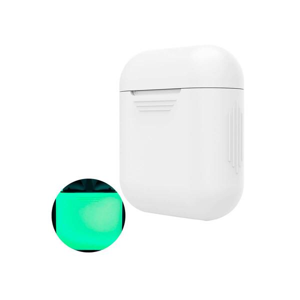 Светящийся TPU чехол iLoungeMax Nightglow для Apple AirPods