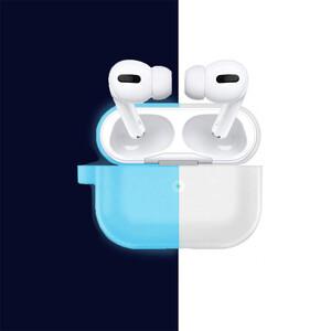 Купить Светящийся TPU чехол iLoungeMax Nightglow для Apple AirPods Pro