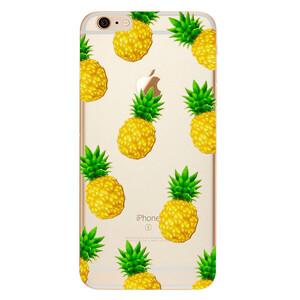 Купить TPU чехол Pineapples для iPhone 6 Plus/6s Plus