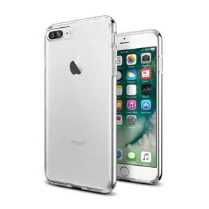 Купить TPU чехол USAMS Kim Series Light Gold для iPhone 7 Plus