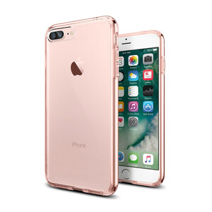 Купить TPU чехол USAMS Kim Series Rose Gold для iPhone 7 Plus