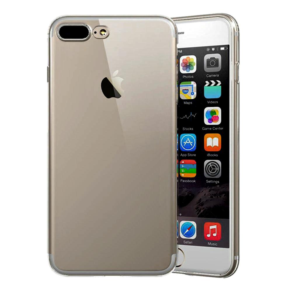 TPU чехол USAMS Ultra-thin Stealth Black для iPhone 7 Plus/8 Plus