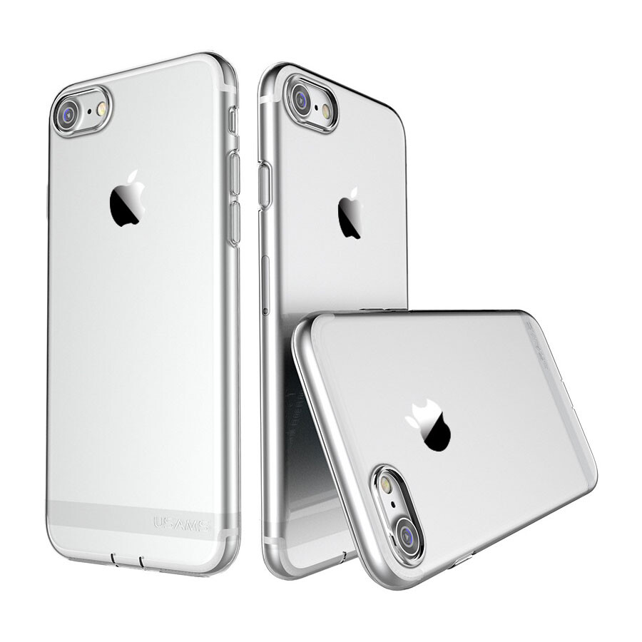 TPU чехол USAMS Ultra-thin Stealth Transparent для iPhone 7/8