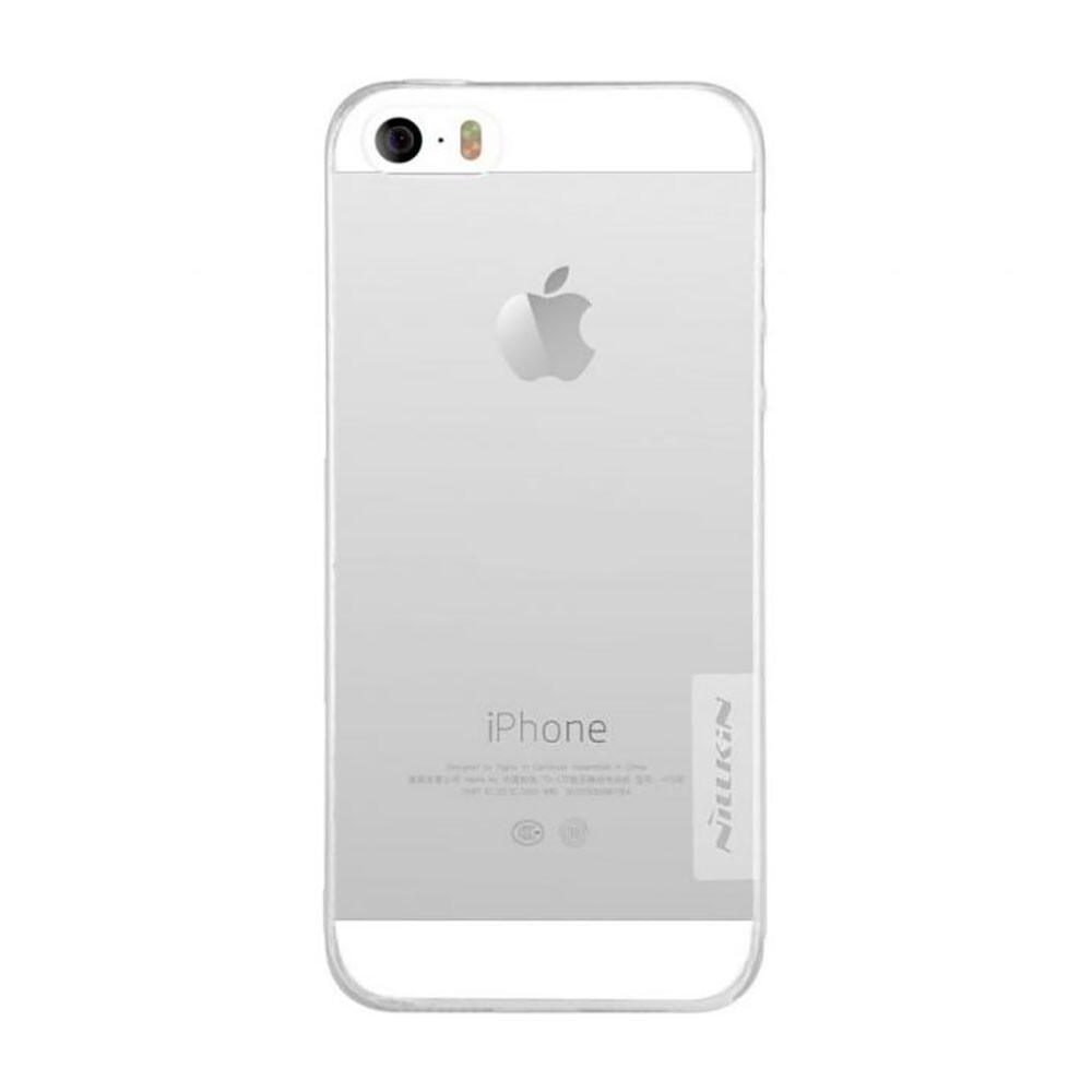 TPU чехол Nillkin Nature Series для iPhone 5 5S SE Купить в Киеве ... 0b4773f715781