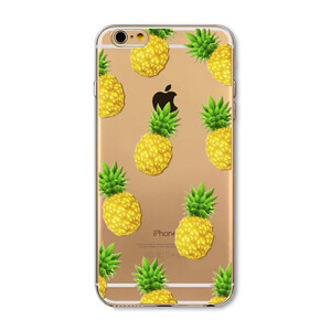 Купить TPU чехол oneLounge Pineapples для iPhone 7/8