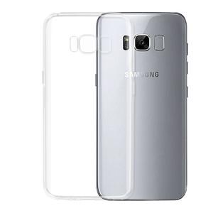 Купить Прозрачный TPU чехол Silicol для Samsung Galaxy S8