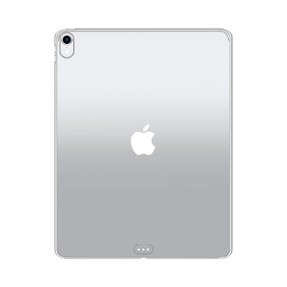 """Купить Прозрачный TPU чехол oneLounge Silicol для iPad Pro 12.9"""" (2018)"""