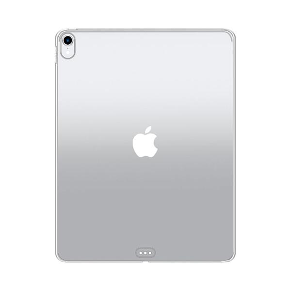 "Прозрачный TPU чехол iLoungeMax Silicol для iPad Pro 12.9"" (2018)"