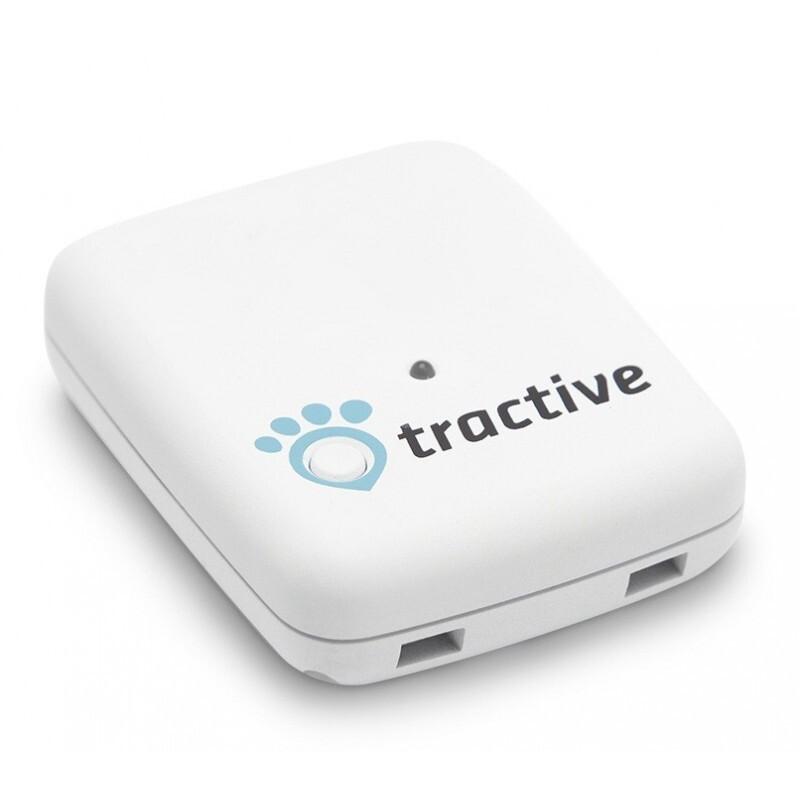 Устройство слежения Tractive Realtime GPS Pet Tracker для домашних питомцев