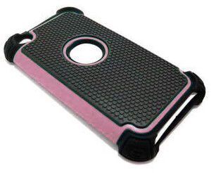 Купить oneLounge Triple Defender Hybrid Case Light Pink для iPod Touch 4G
