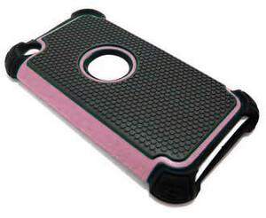 Купить Triple Defender Hybrid Case Light Pink для iPod Touch 4G
