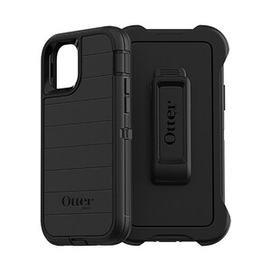Купить Противоударный чехол OtterBox Defender Series Pro Black для iPhone 11