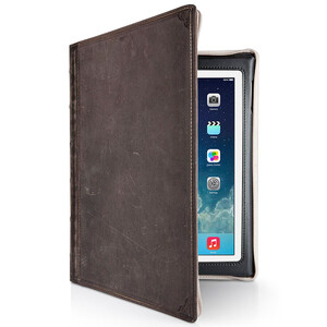 "Купить Защитный чехол Twelve South BookBook Brown для iPad Air/Air 2/9.7"" (2017)"