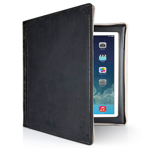 "Купить Защитный чехол Twelve South BookBook Black для iPad Air/Air 2/9.7"" (2017)"