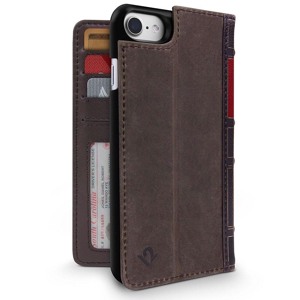 Купить Чехол Twelve South BookBook Brown для iPhone 7 | 8 | SE 2020