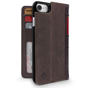 Купить Чехол Twelve South BookBook Brown для iPhone 7/8