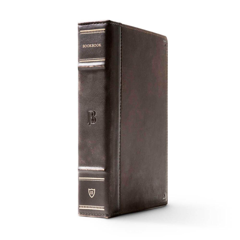 Купить Кожаная сумка-органайзер для вещей Twelve South BookBook CaddySack