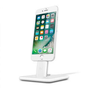 Купить Док-станция Twelve South HiRise 2 Deluxe White для iPhone/iPad
