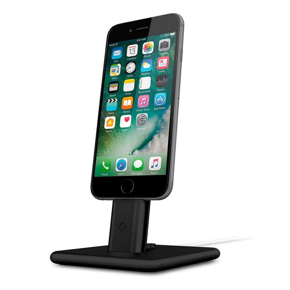 Купить Док-станция Twelve South HiRise 2 Black для iPhone | iPad