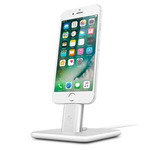 Купить Док-станция Twelve South HiRise 2 Silver для iPhone | iPad с разъемом Lightning