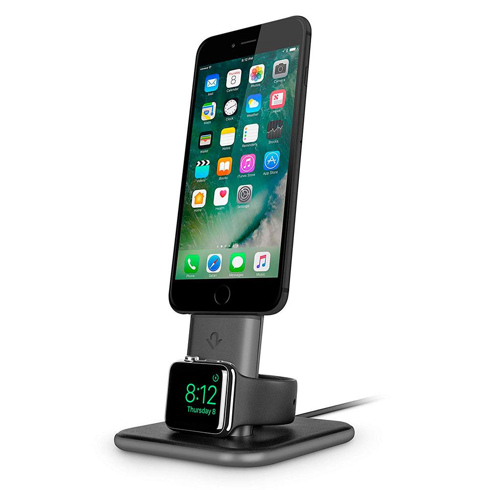 Купить Док-станция Twelve South HiRise Duet для iPhone и Apple Watch