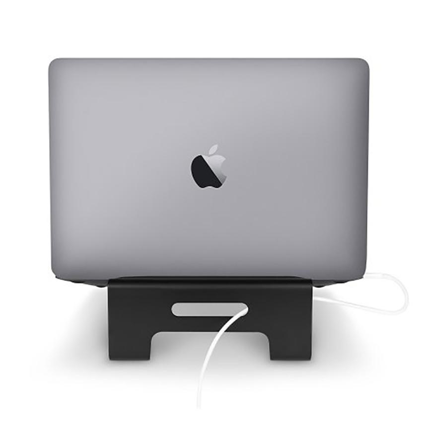 """Купить Подставка Twelve South ParcSlope Black для MacBook + iPad Pro 12.9"""""""