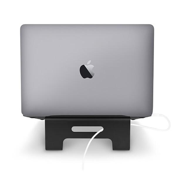"Подставка Twelve South ParcSlope Black для MacBook + iPad Pro 12.9"""