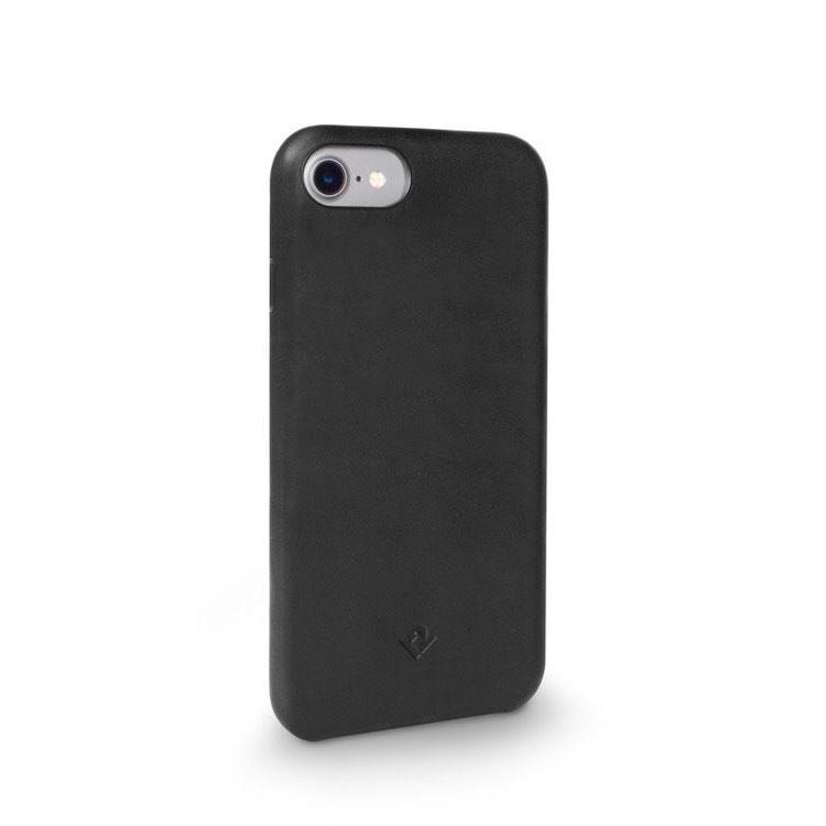 Купить Кожаный чехол Twelve South RelaxedLeather Black для iPhone 7 | 8 | SE 2020