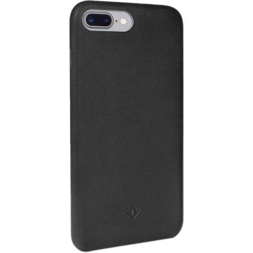 Кожаный чехол Twelve South RelaxedLeather Black для iPhone 7 Plus | 8 Plus