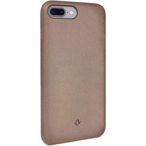 Купить Кожаный чехол Twelve South RelaxedLeather Warm Taupe для iPhone 7 Plus/8 Plus