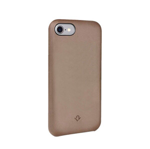 Купить Кожаный чехол Twelve South RelaxedLeather Warm Taupe для iPhone 7/8