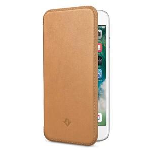 Купить Кожаный чехол-книжка Twelve South SurfacePad Camel для iPhone 6/6s