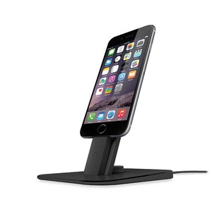 Купить Док-станция Twelve South HiRise Deluxe Black для iPhone/iPad