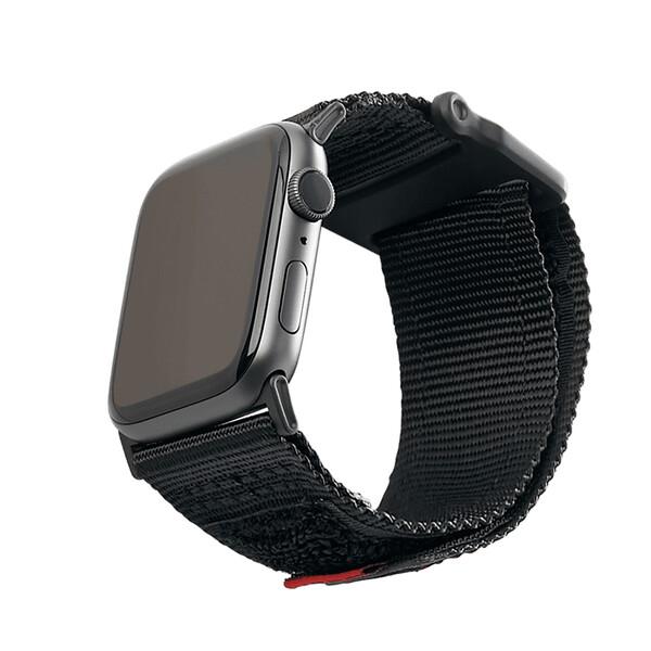 Ремешок UAG Active Watch Band Black для Apple Watch 40mm | 38mm SE | 6 | 5 | 4 | 3 | 2 | 1