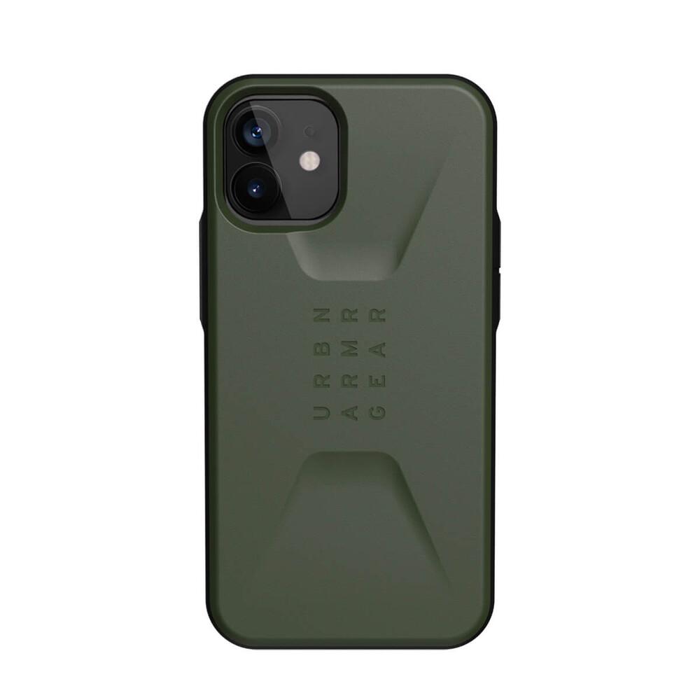 Купить Противоударный чехол UAG Civilian Olive для iPhone 12 | 12 Pro