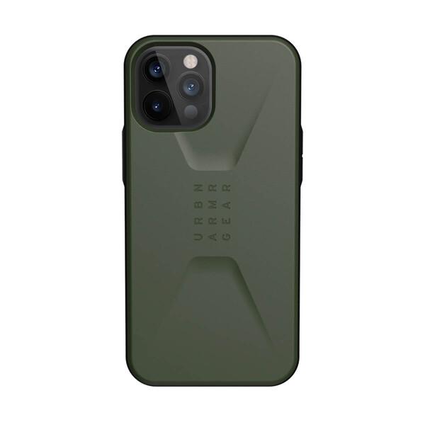 Противоударный чехол UAG Civilian Olive для iPhone 12 Pro Max