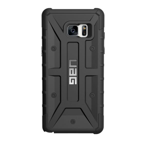 Чехол UAG Composite Case Black для Samsung Galaxy Note 7