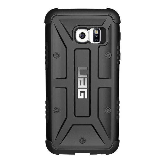 Чехол UAG Composite Case Black для Samsung Galaxy S7