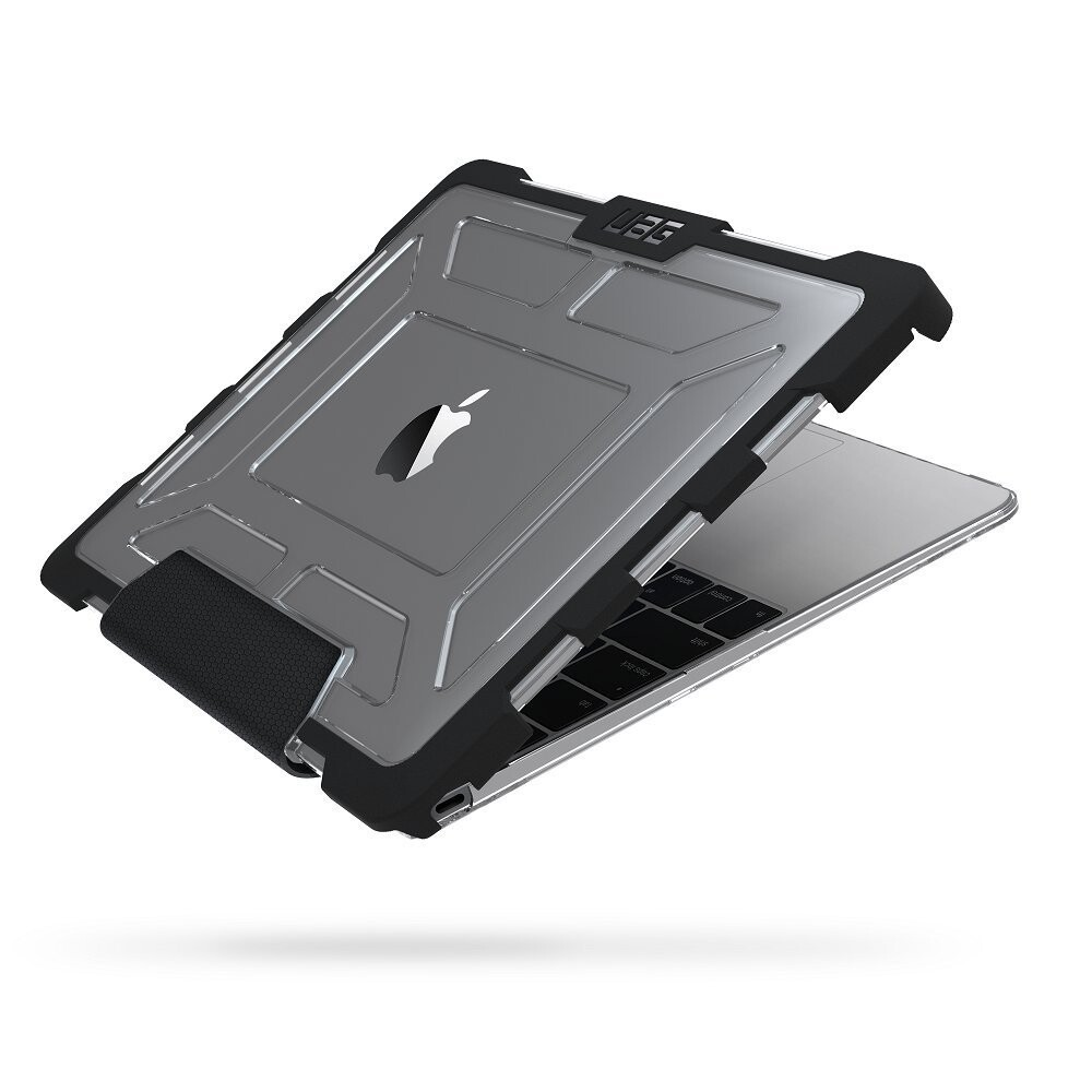 Чехол UAG Composite Case Ice для Macbook 12""